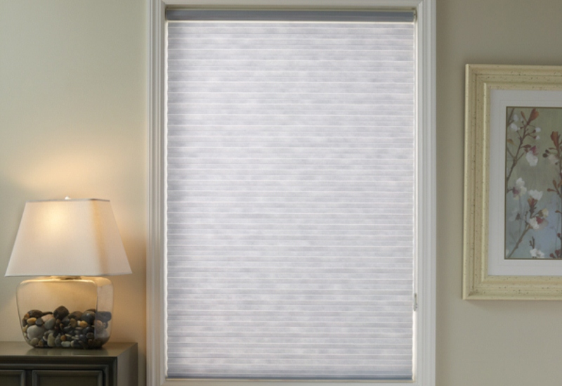 Good Housekeeping Insulating Room Darkening Custom Blinds and Shades By SelectBlinds.com
