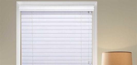 18 Inch X 72 1000656110 On 2 Faux Wood Blinds Home Depot