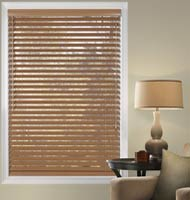 "@Home Collection 2"" Alloy Wood Blinds"