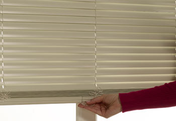 1 Quot Cordless Aluminum Blinds From Selectblinds Com
