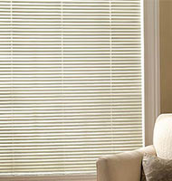 "1"" Cordless Aluminum Mini Blinds"