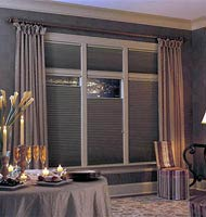 Sonoma Blackout No-Holes Pleated Shades