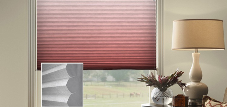 @Home Collection Transitions Light Filtering Custom Blinds and Shades By SelectBlinds.com