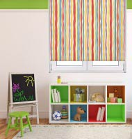 Carriann Kids Blackout Roller Shades