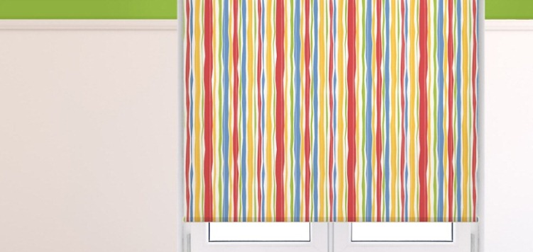 Carriann Kids Blackout Roller Shades Custom Blinds and Shades By SelectBlinds.com