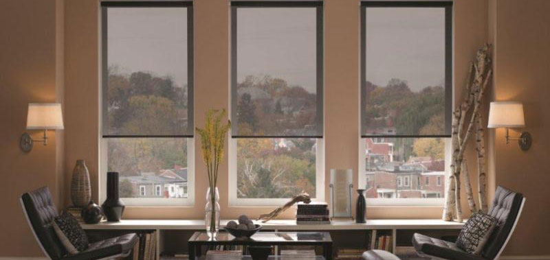 American SheerWeave 10% Roller Shades Custom Blinds and Shades By SelectBlinds.com