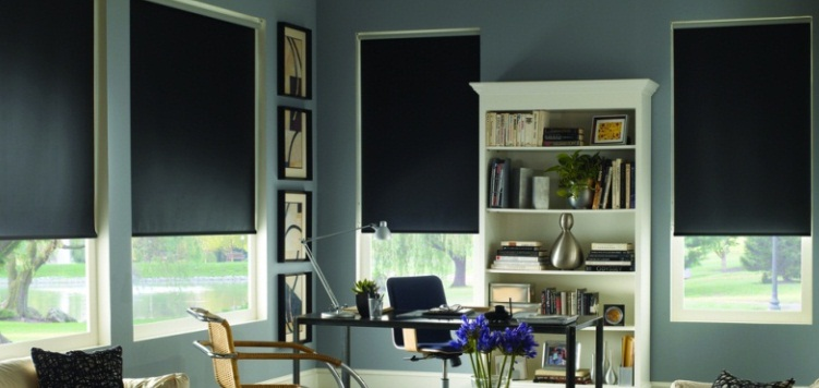 SheerWeave 7000 Blackout Roller Shades Custom Blinds and Shades By SelectBlinds.com