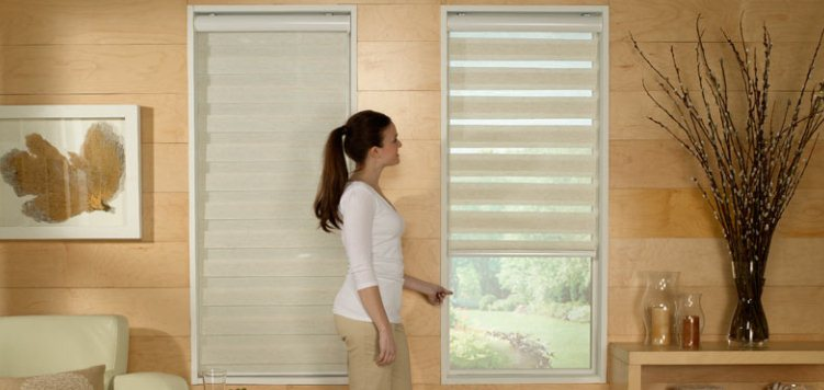 Select Flat Roller Shades Custom Blinds and Shades By SelectBlinds.com