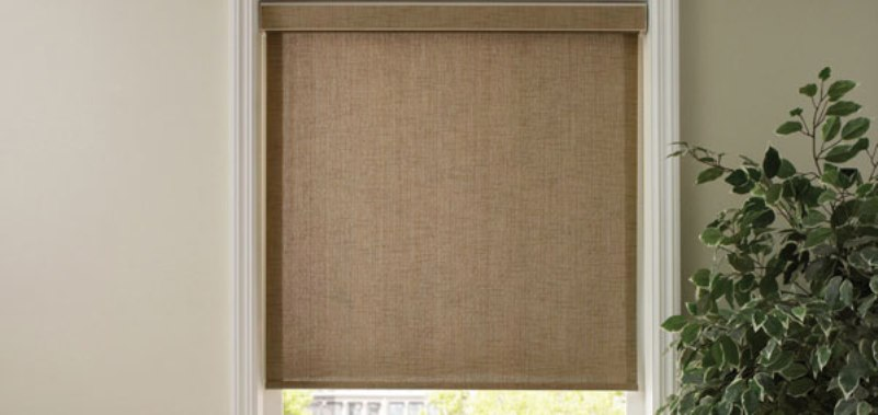 Good Housekeeping Solar Roller Shades Custom Blinds and Shades By SelectBlinds.com