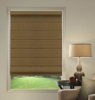 @Home Collection Blackout Roman Shades
