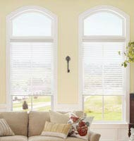 "Good Housekeeping 2"" Light Filtering Sheer Shades"
