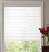 "Good Housekeeping 3"" Light Filtering Sheer Shades"
