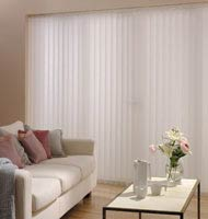 "3 1/2"" Fabric Vertical Blinds"