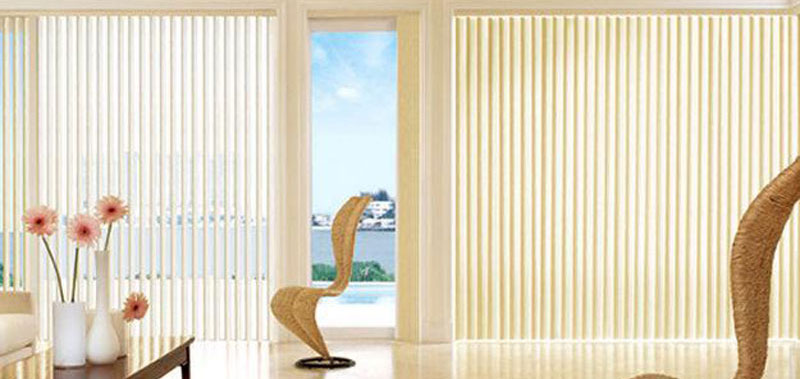 3 1/2 Select Textured Vertical Blinds Custom Blinds and Shades By SelectBlinds.com