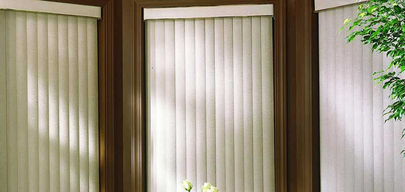 3 1/2 inch Premium Smooth Vertical Blinds