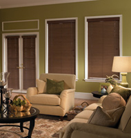 "2 1/2"" Veneto Wood Blinds"