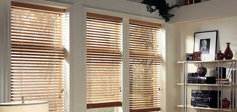 2 Designer Basswood Wood Blinds Custom Blinds and Shades By SelectBlinds.com