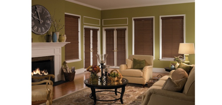 2 1/2 Veneto Wood Blinds Custom Blinds and Shades By SelectBlinds.com