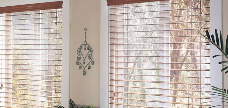 2 1/2 Deep Wood Blinds Custom Blinds and Shades By SelectBlinds.com