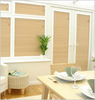 1 Designer Basswood Wood Blinds