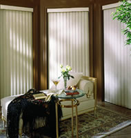 3 1/2 Premium Smooth Vertical Blinds