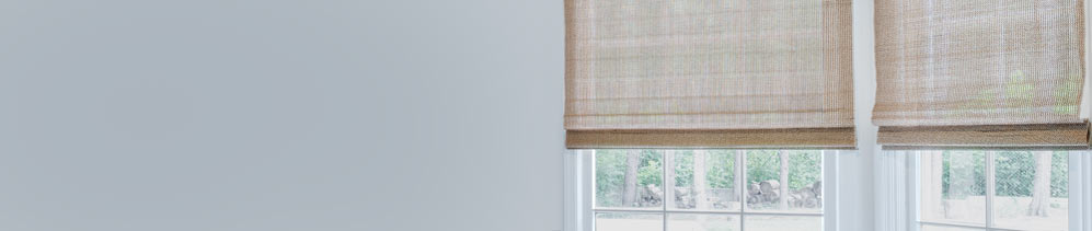 Bamboo Shades Woven Wood Blinds from SelectBlindscom