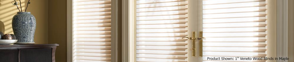 Door Blinds and Shades